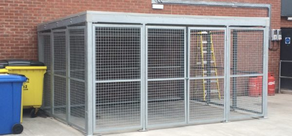 Metal Storage Cages